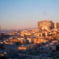 Sun Set Of The City
